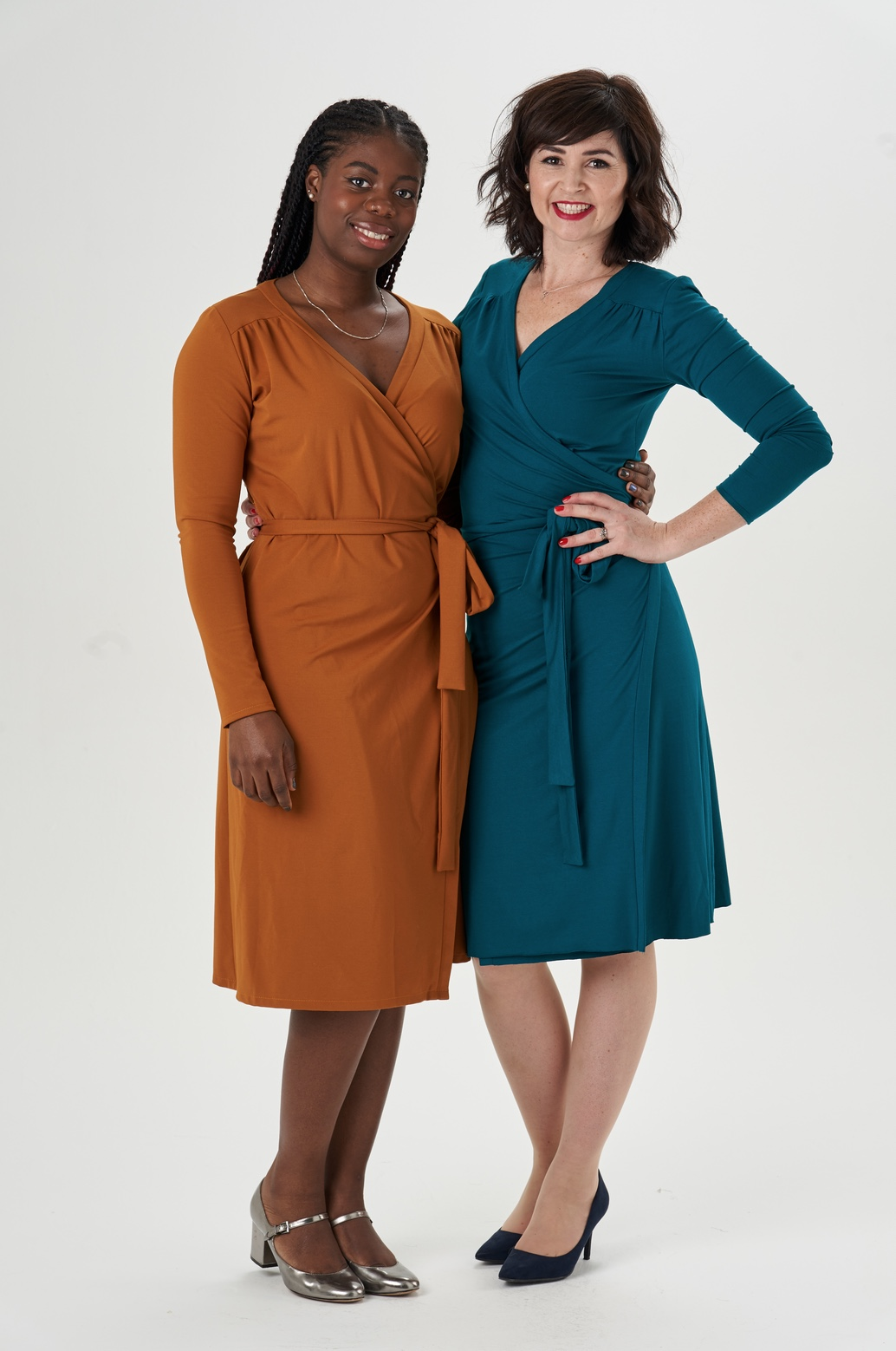 Meredith Wrap Dress by Sew Over It