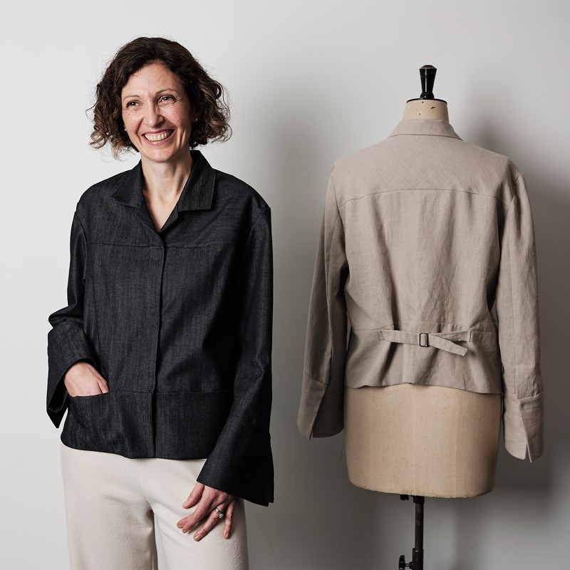 The Utility Jacket by The Maker's Atelier