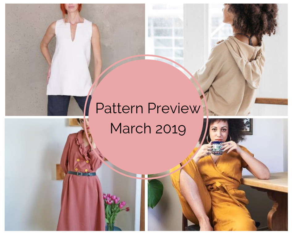 Pattern Preview March 2019