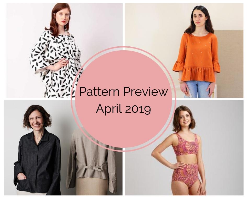 Pattern Preview April 2019
