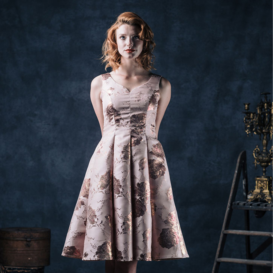 Rose Dres from Sew La Di Da Vintage