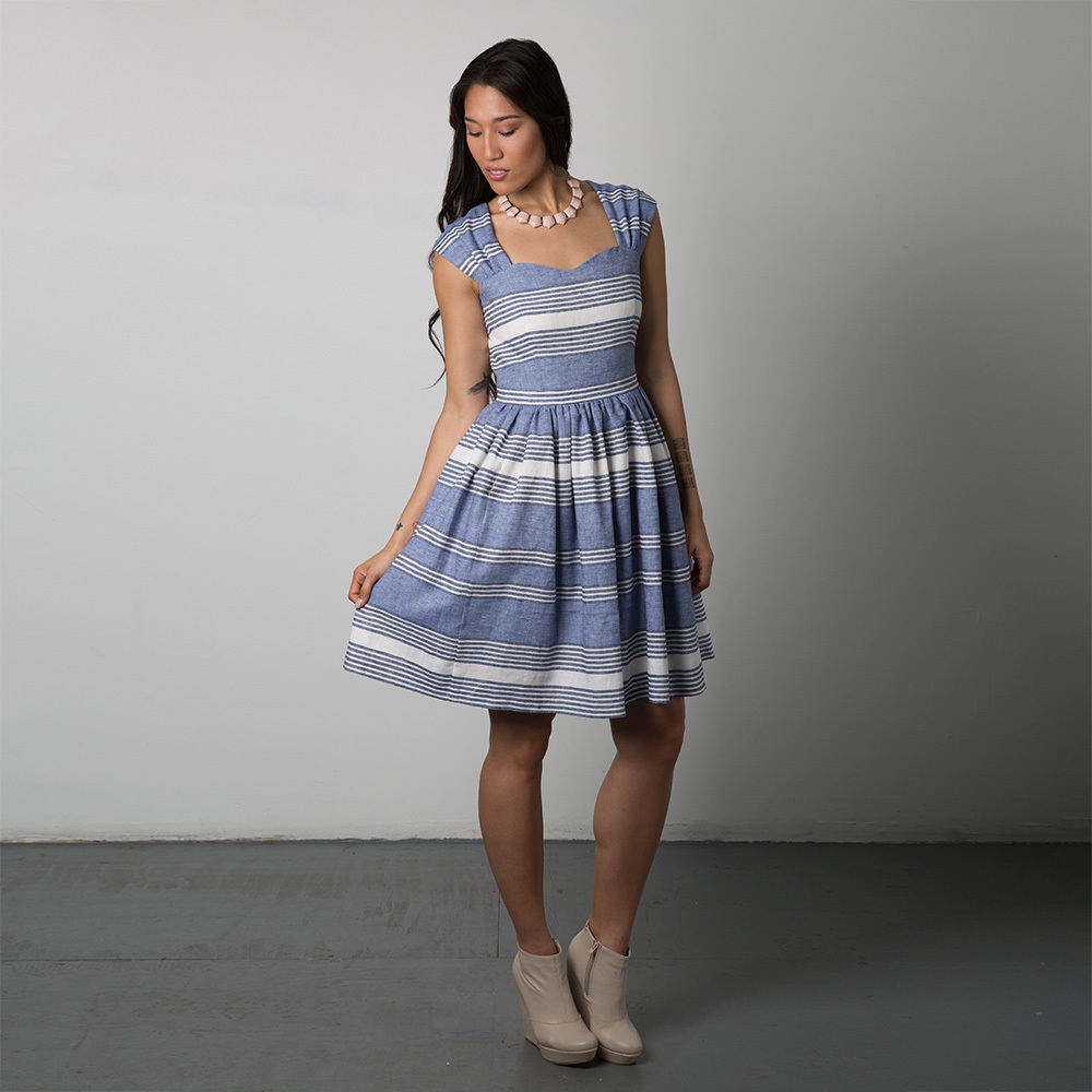 Cambie Dress from Sewaholic