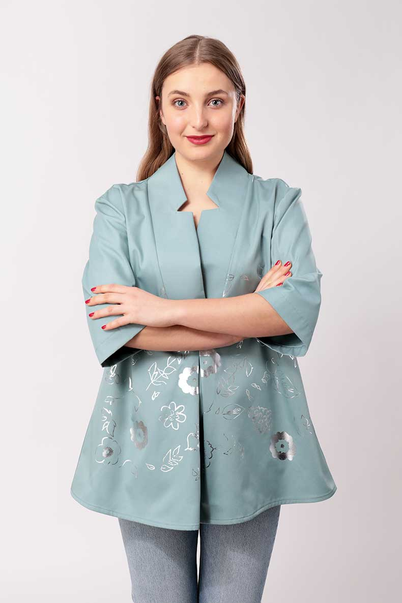 Lara Blouse from Schnittchen patterns