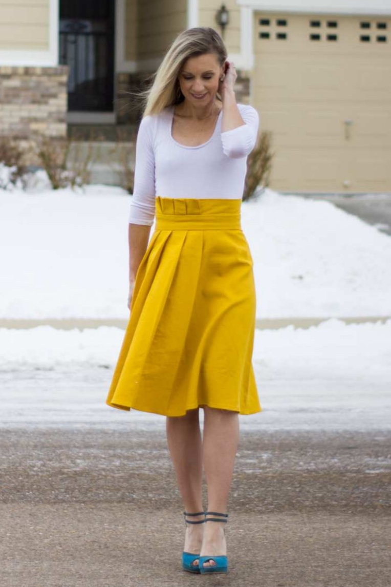 Adriana Skirt from Athina Kakou