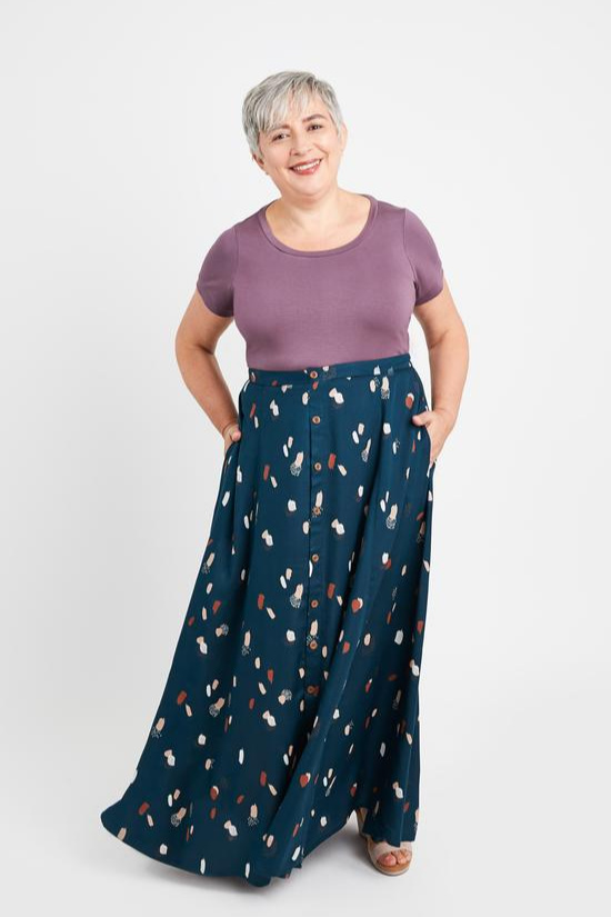 Holyoke Skirt from Cashmerette