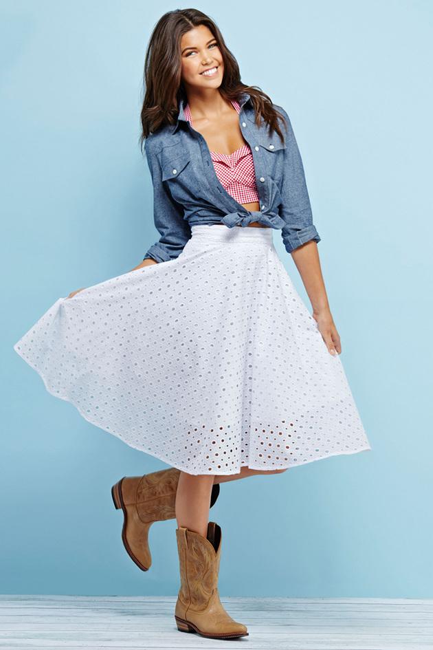Simplicity 1200 circular skirt