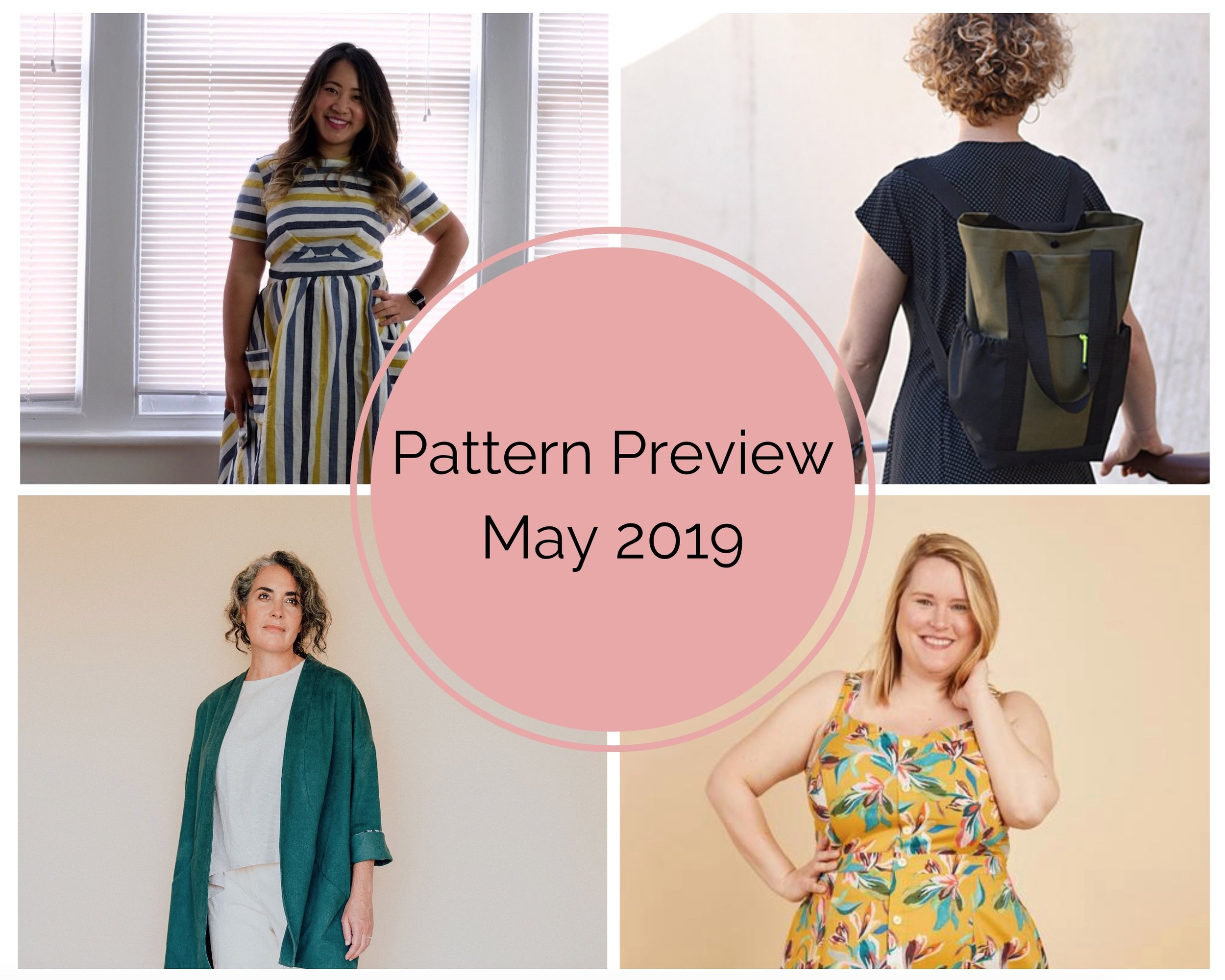 Pattern Preview May 2019