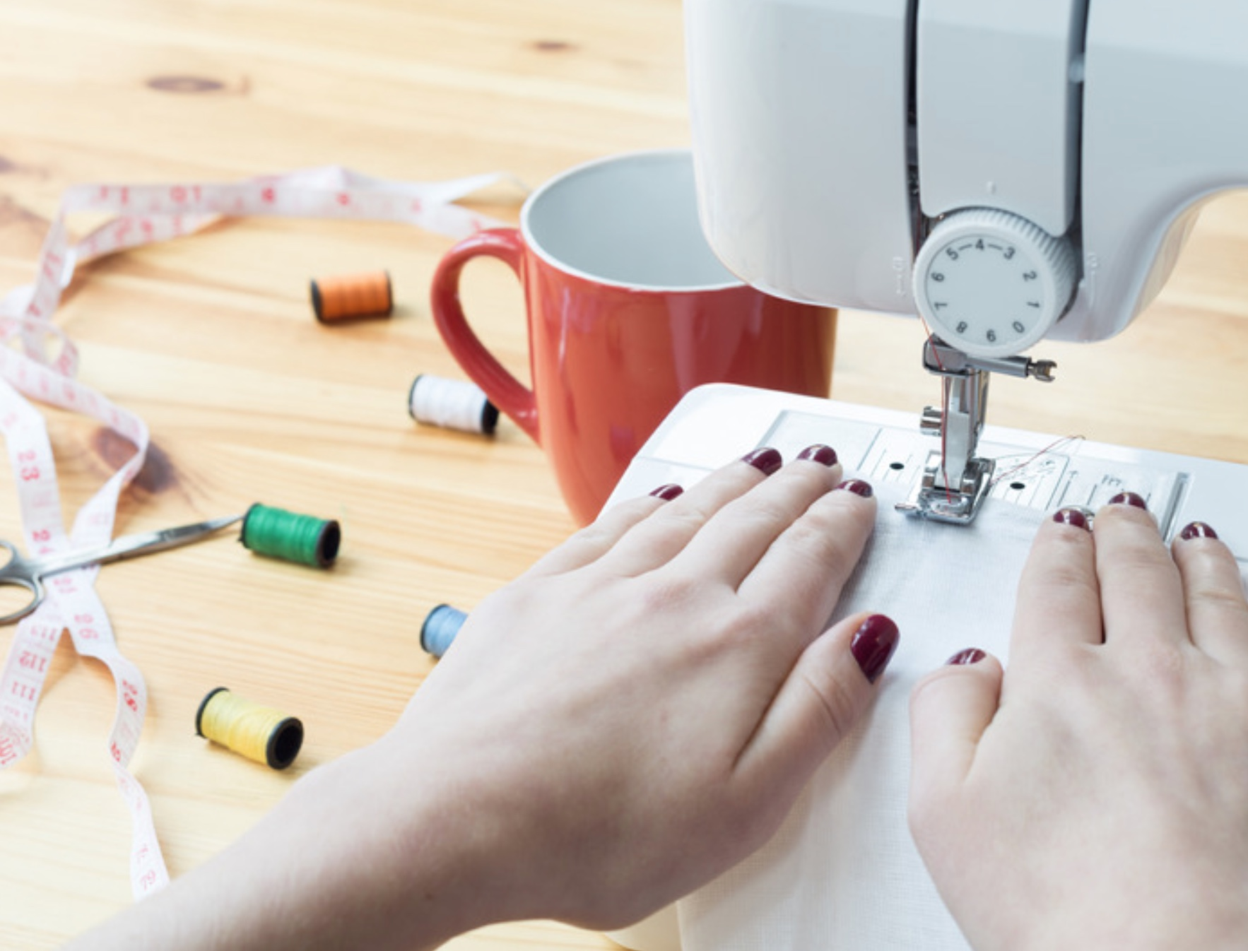 Stitch length for successful sewing