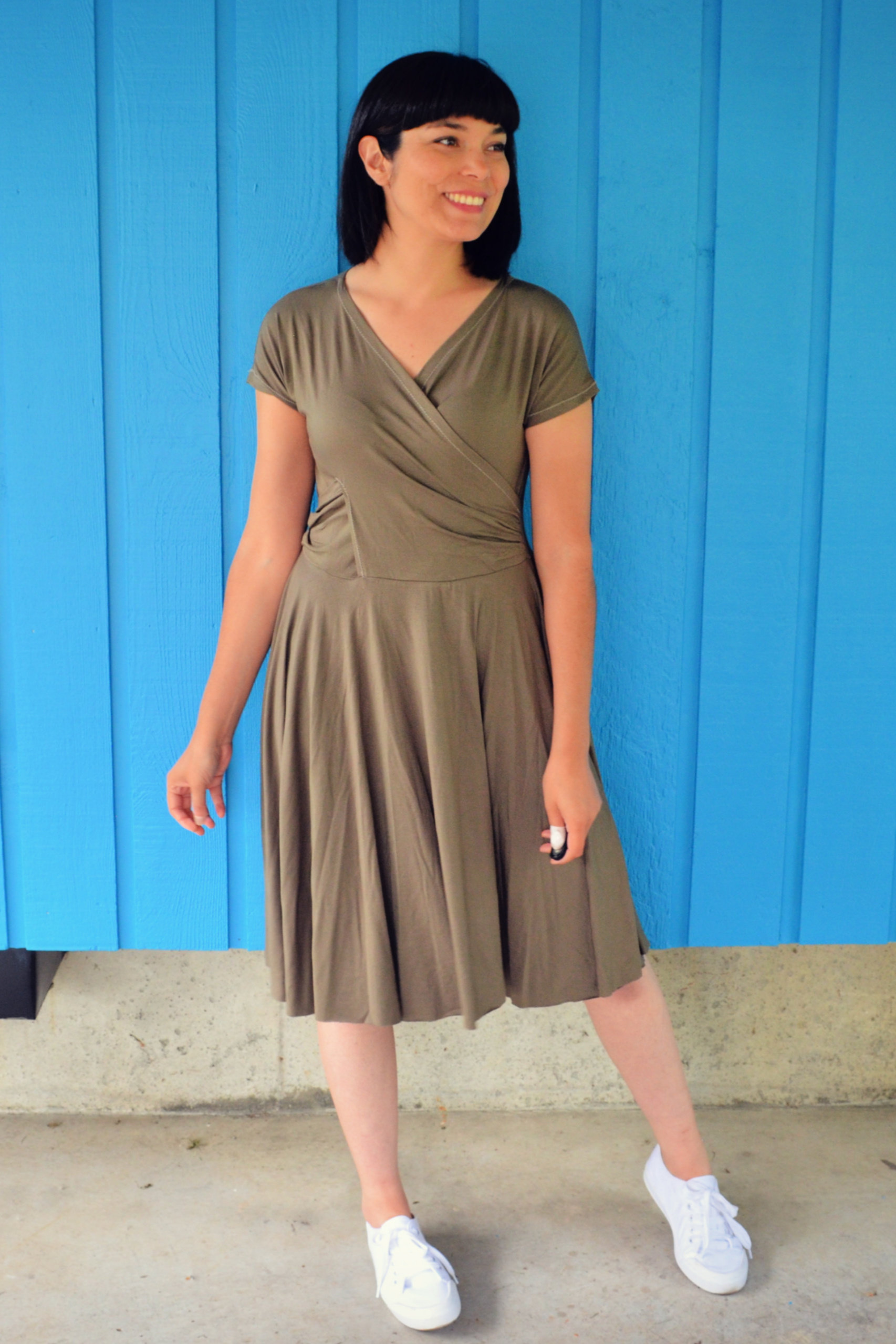 Isidora Dress from DG Patterns