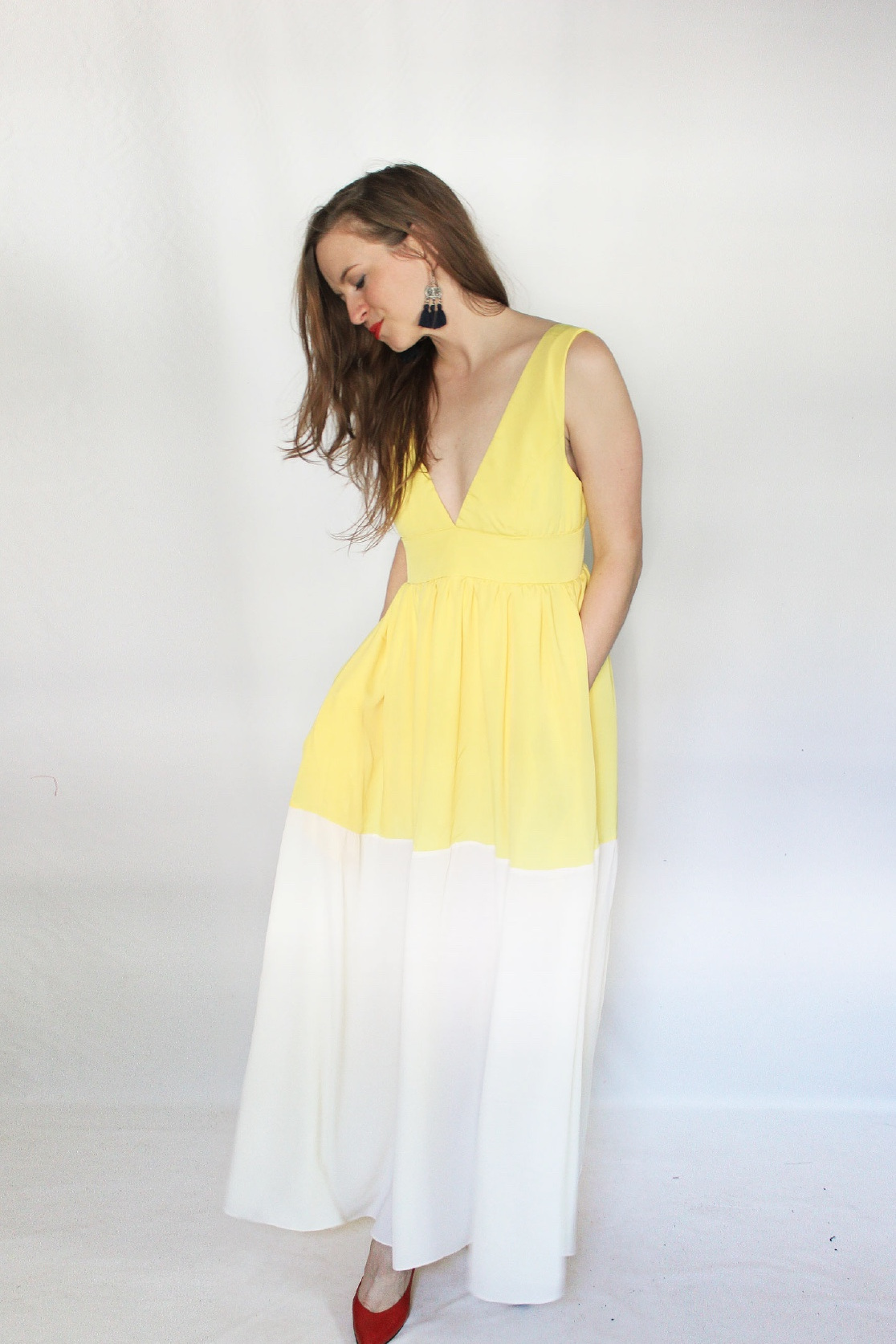Chelsea Party Dress from Amy Nicole