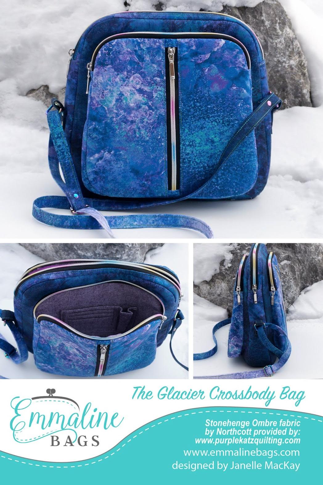 Glacier Bag from Emmaline