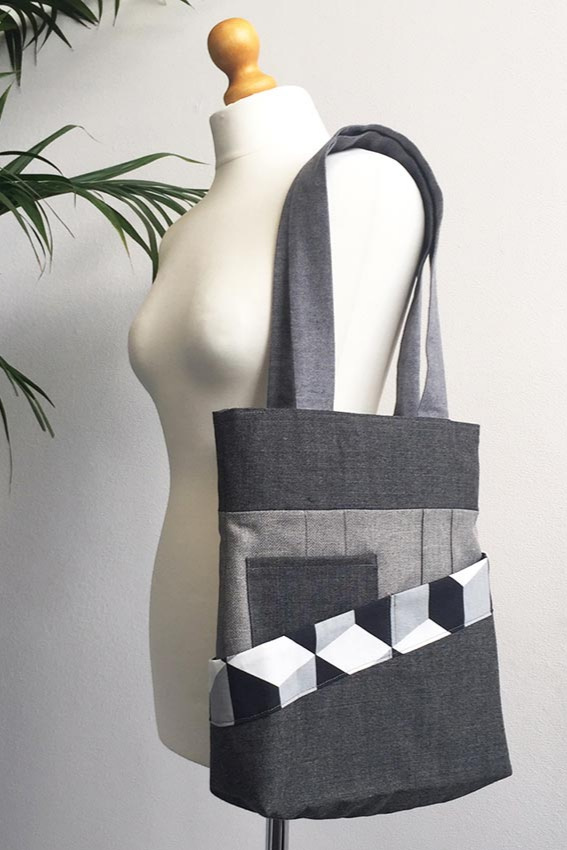 The Weekend Bag from Sew Different