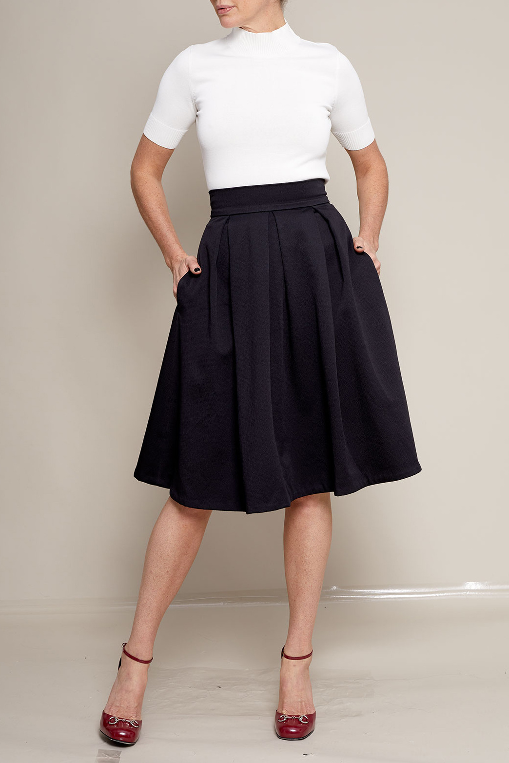 Stephanie Skirt from Just Patterns