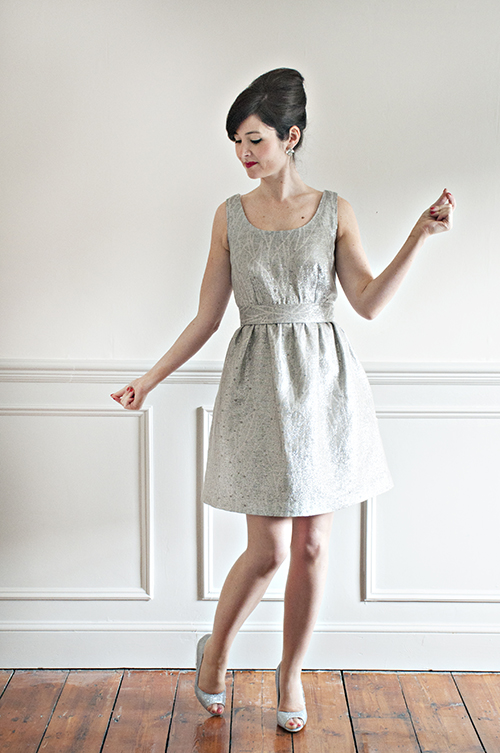 Grace Dress from Sew Over It
