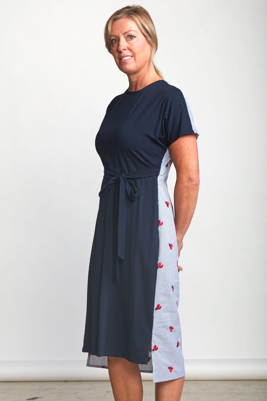 Karolina Dress sewing pattern from Fresh Press Patterns