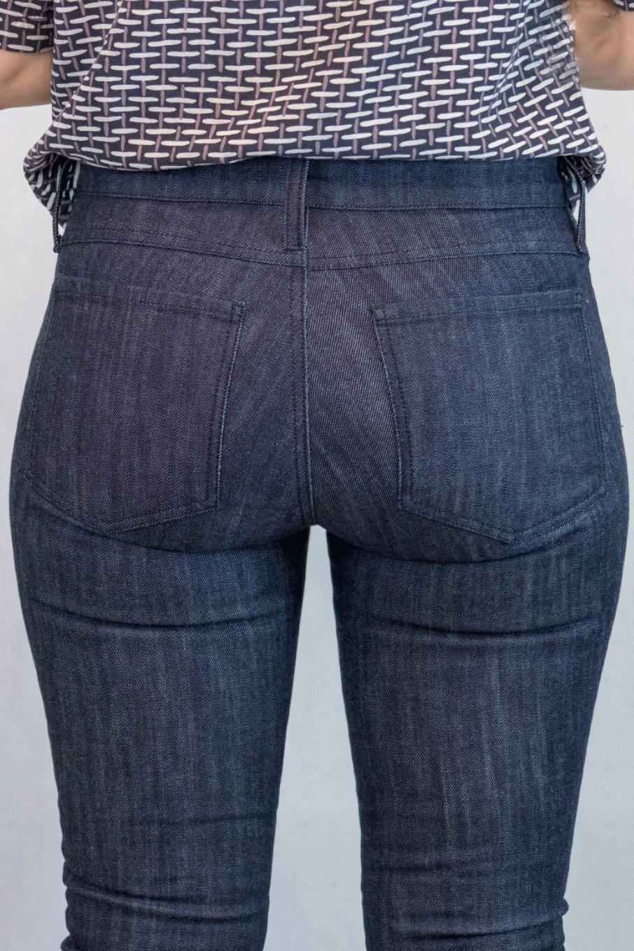 The Claryville Jeans from Workroom Social