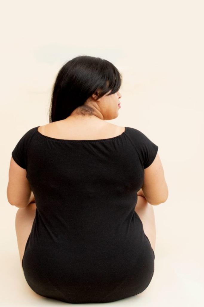 Indigo Bodysuit sewing pattern from Laela Jeyne