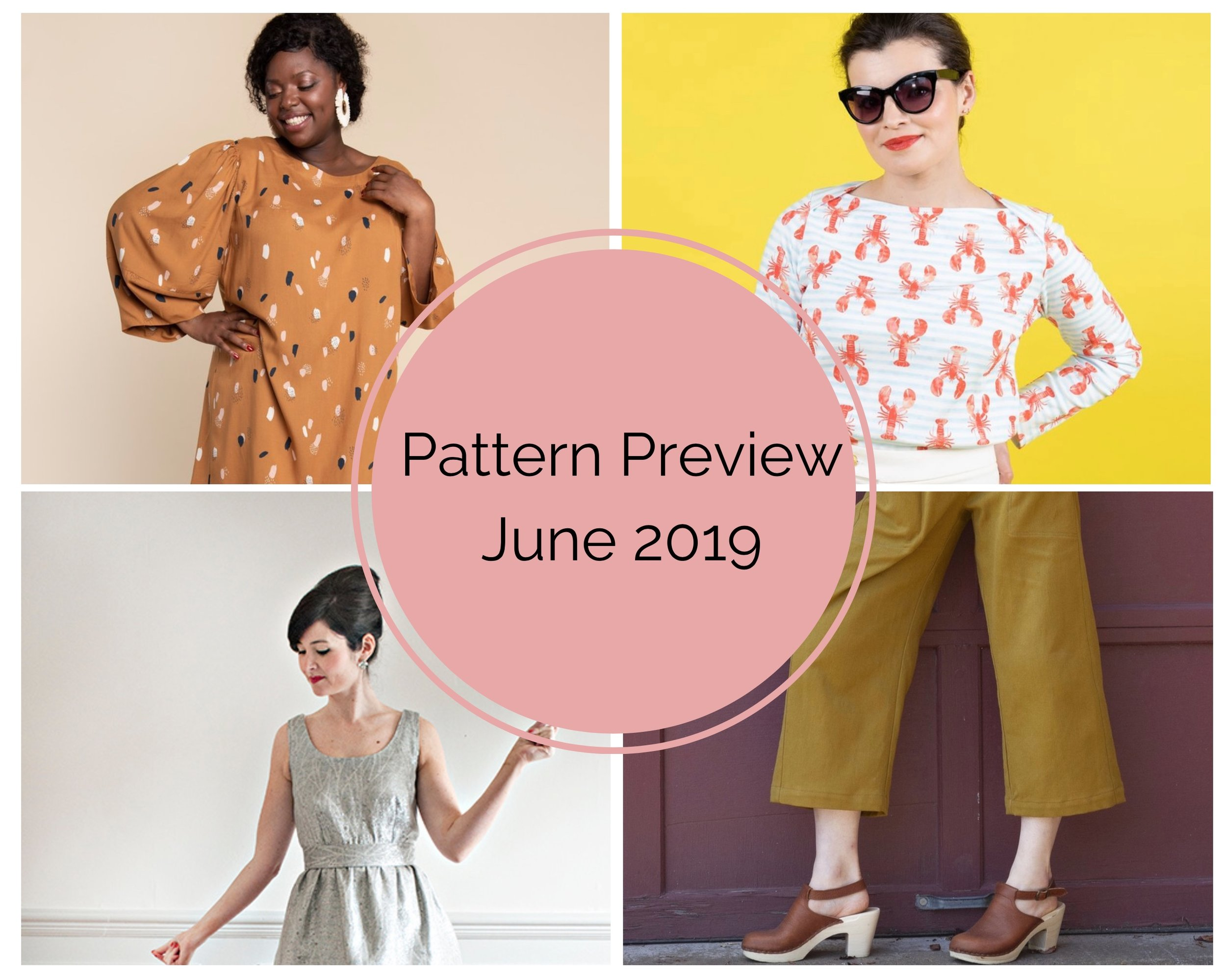 Pattern Preview June 2019
