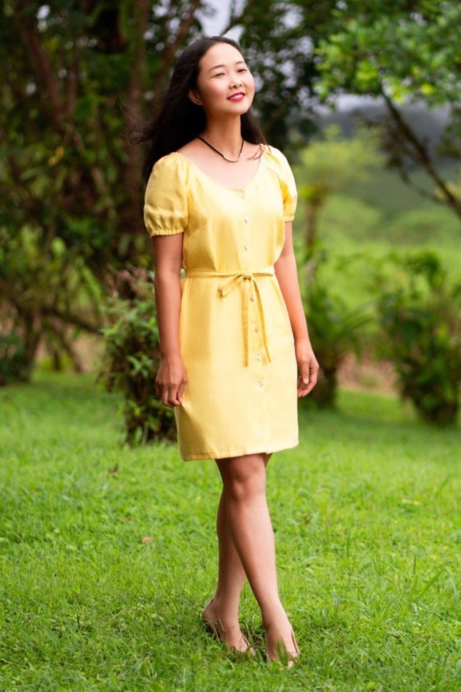 Kosice Dress and Top from Itch to Stitch