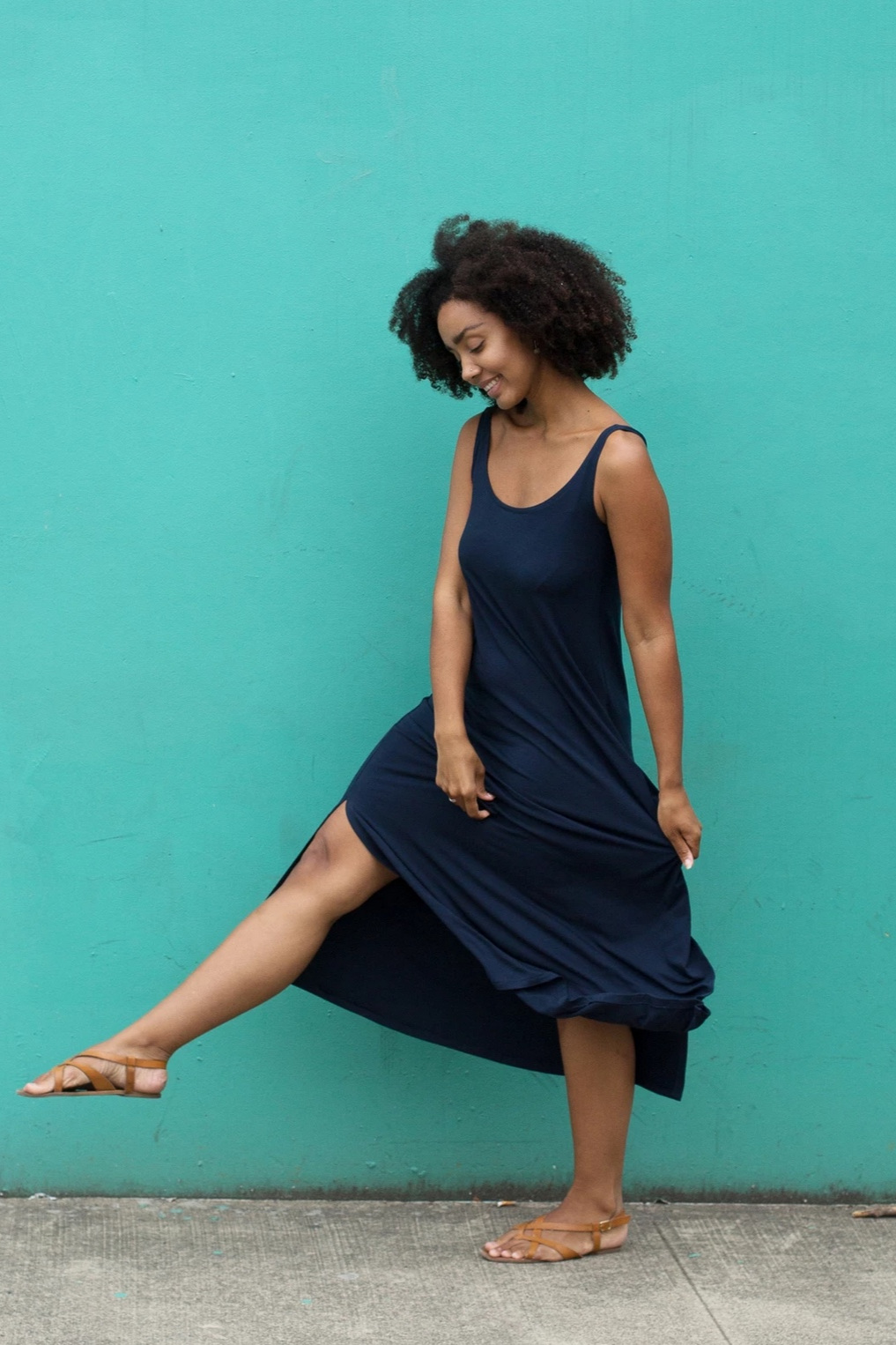 Underwood Tank Dress/Top from Sew House Seven