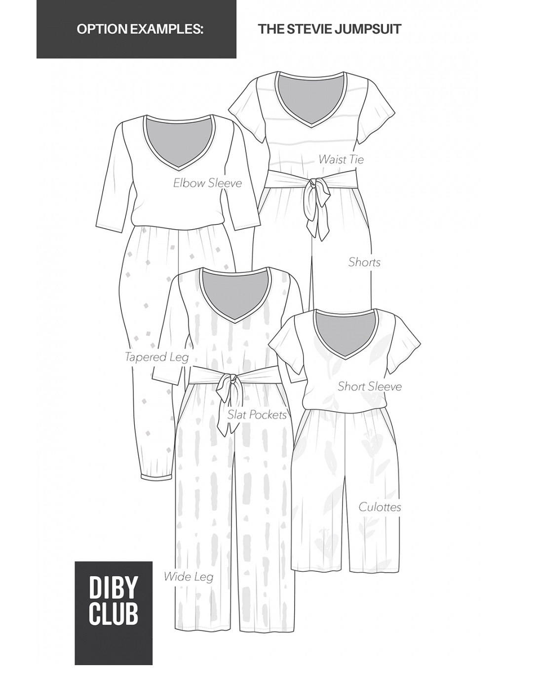 Stevie Jumpsuit from Diby Club