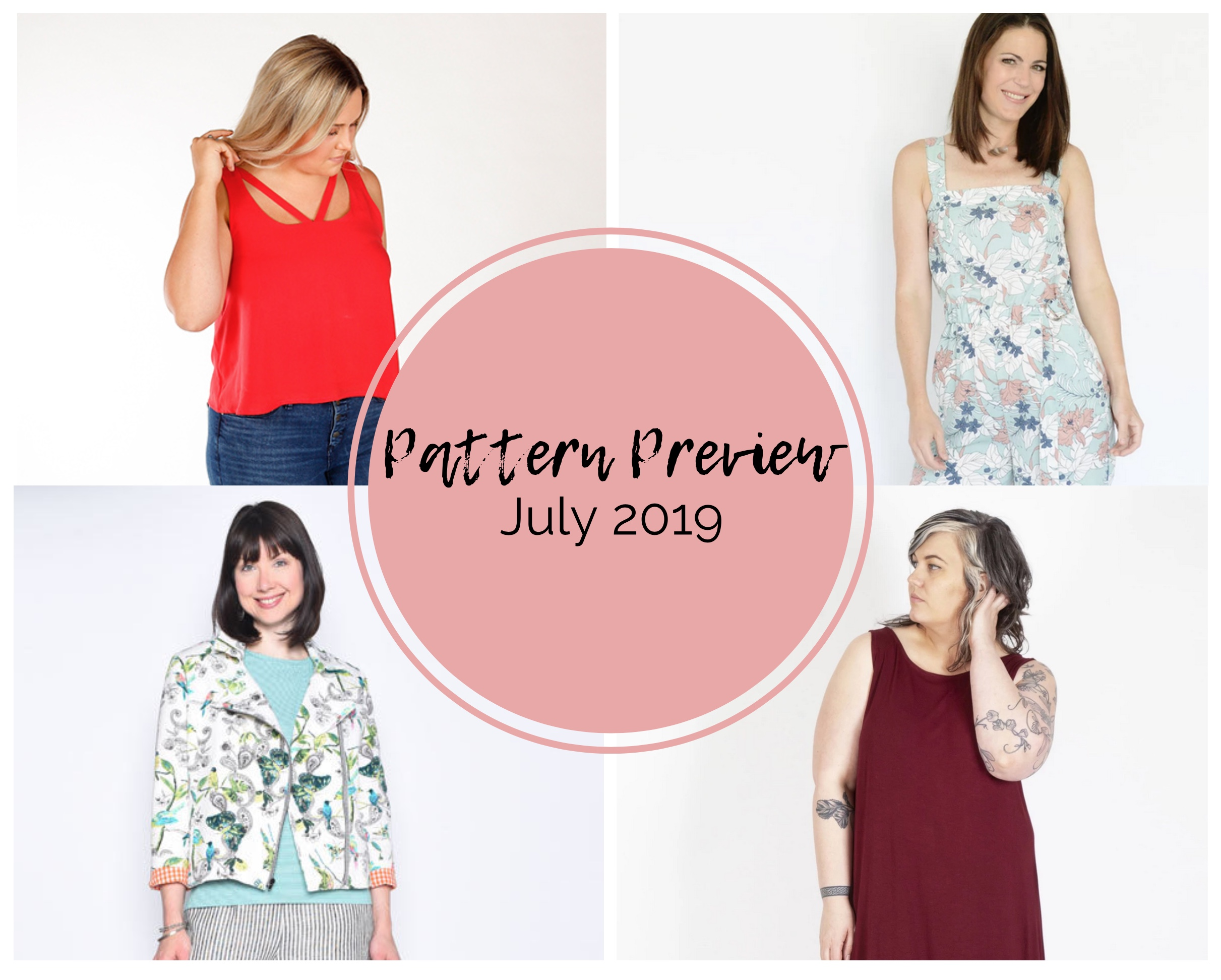 Pattern Preview July 2019