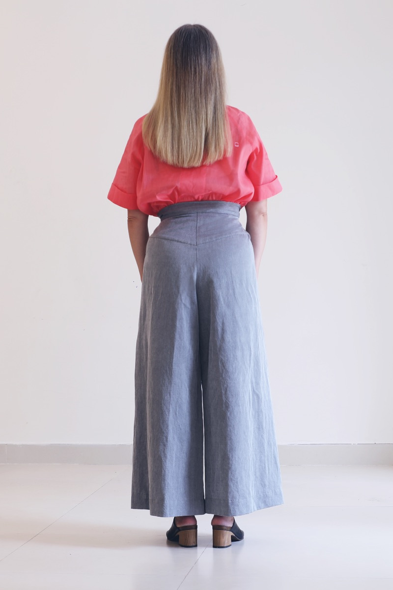 The Cove Pants from Pattern Fantastique