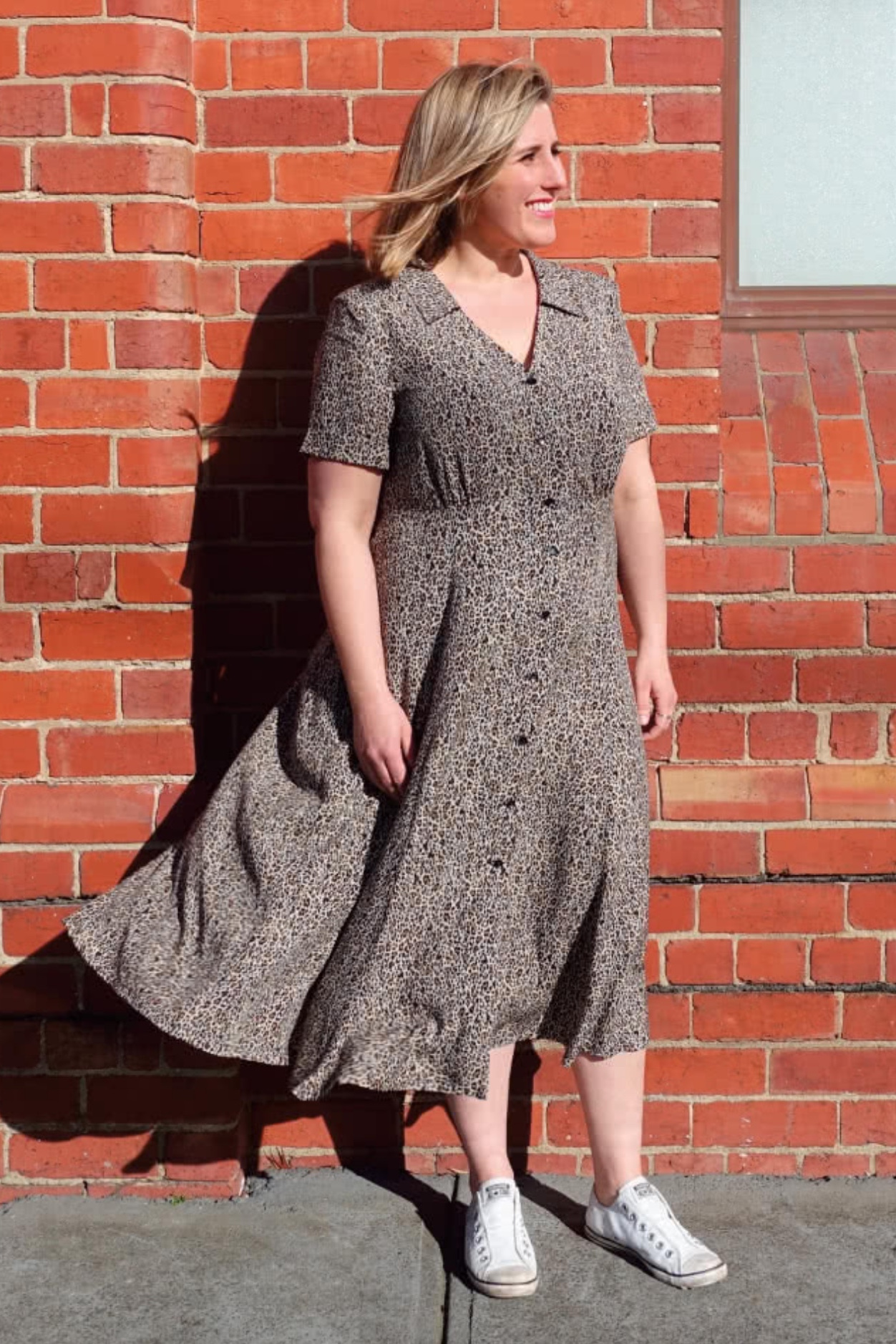 Armidale Dress from Style Arc