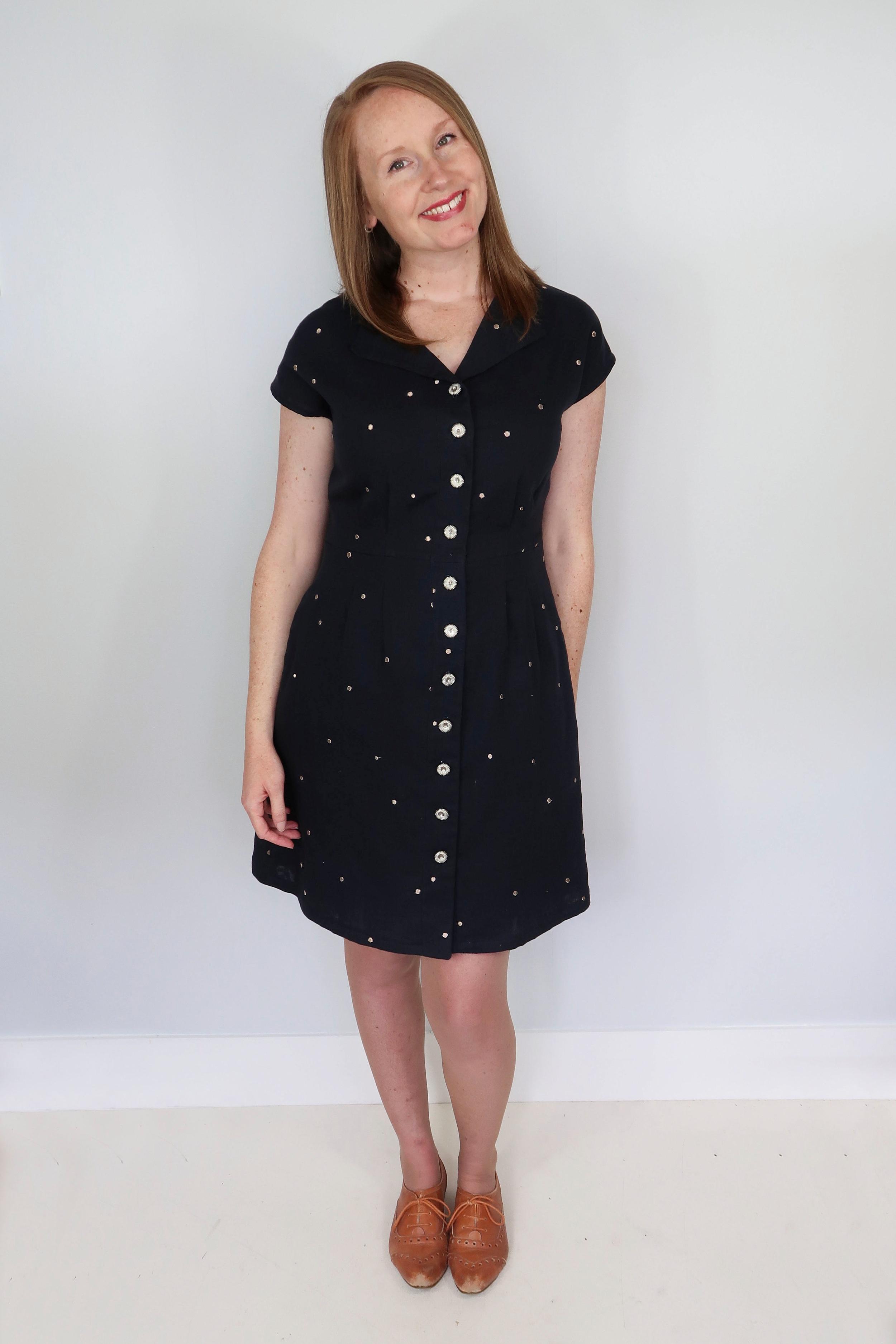 The Sorrel Dress from Jennifer Lauren