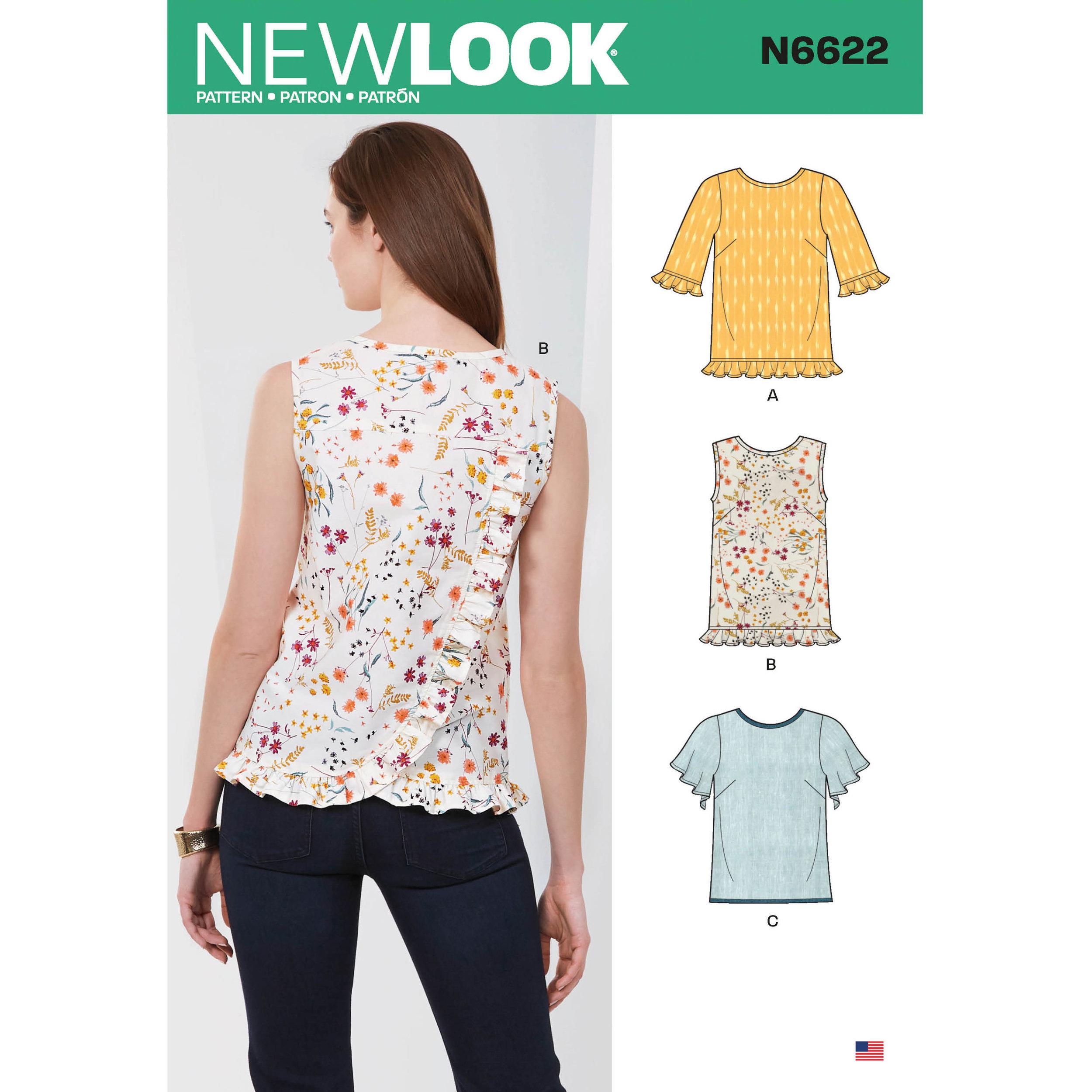 New Look 6622