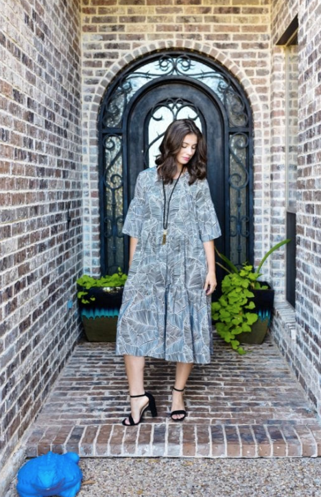 The Toronto Day Dress from Rebecca Page