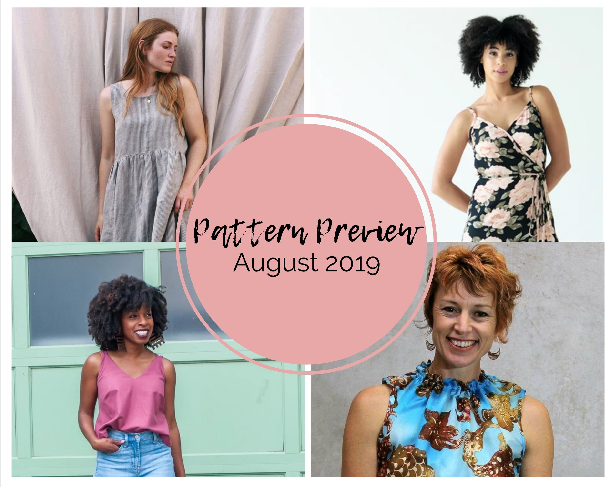 Pattern Preview August 2019