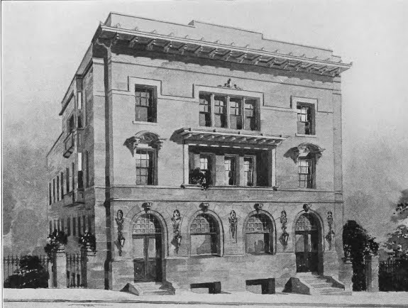 Soho Baths & Settlement House, Fifth Ave.