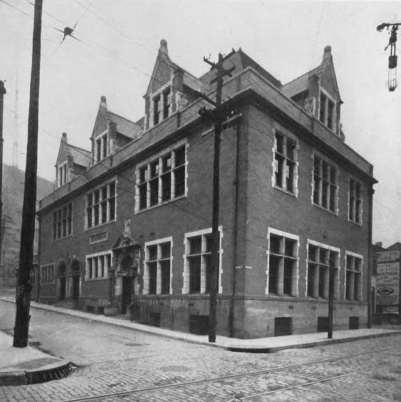 Phipps Public Baths & Gymnasium, North Side.