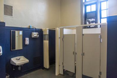 View of Second Floor Women's Toilet