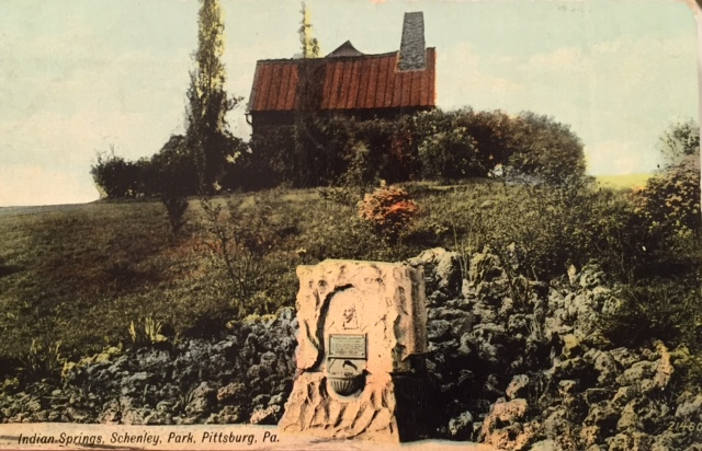Indian Springs_Schenley Park_Pittsburg_Pa Post Card 1913.jpg