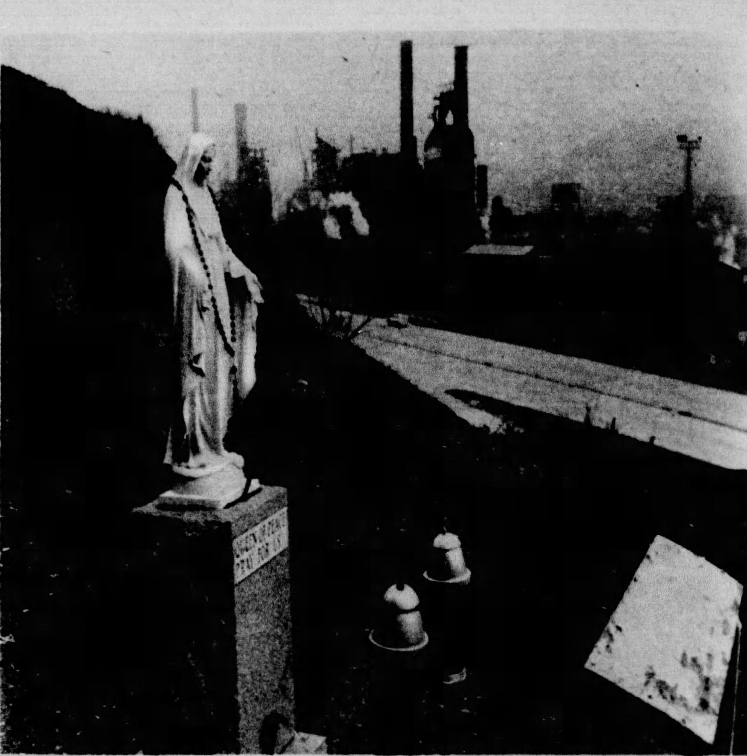 Shrine of the Blessed Mother, 1957.