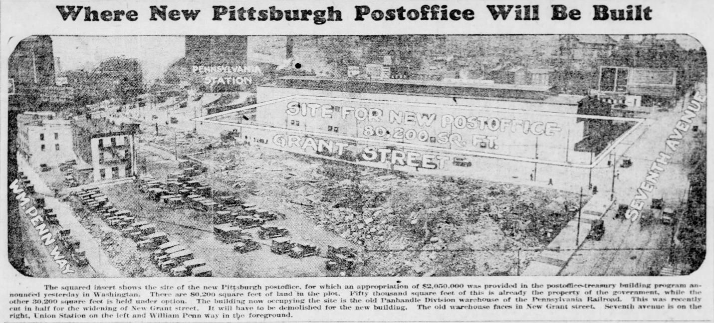 Where the New Pittsburgh Postoffice Will be Built.jpg