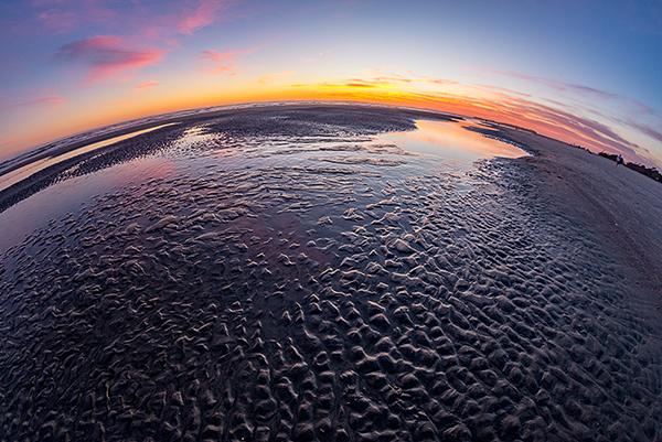 Folly Sunset Fisheye Low Tide-HDR copy.jpg