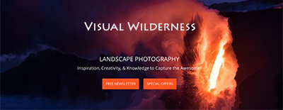 Visual Wilderness Landscape Photography