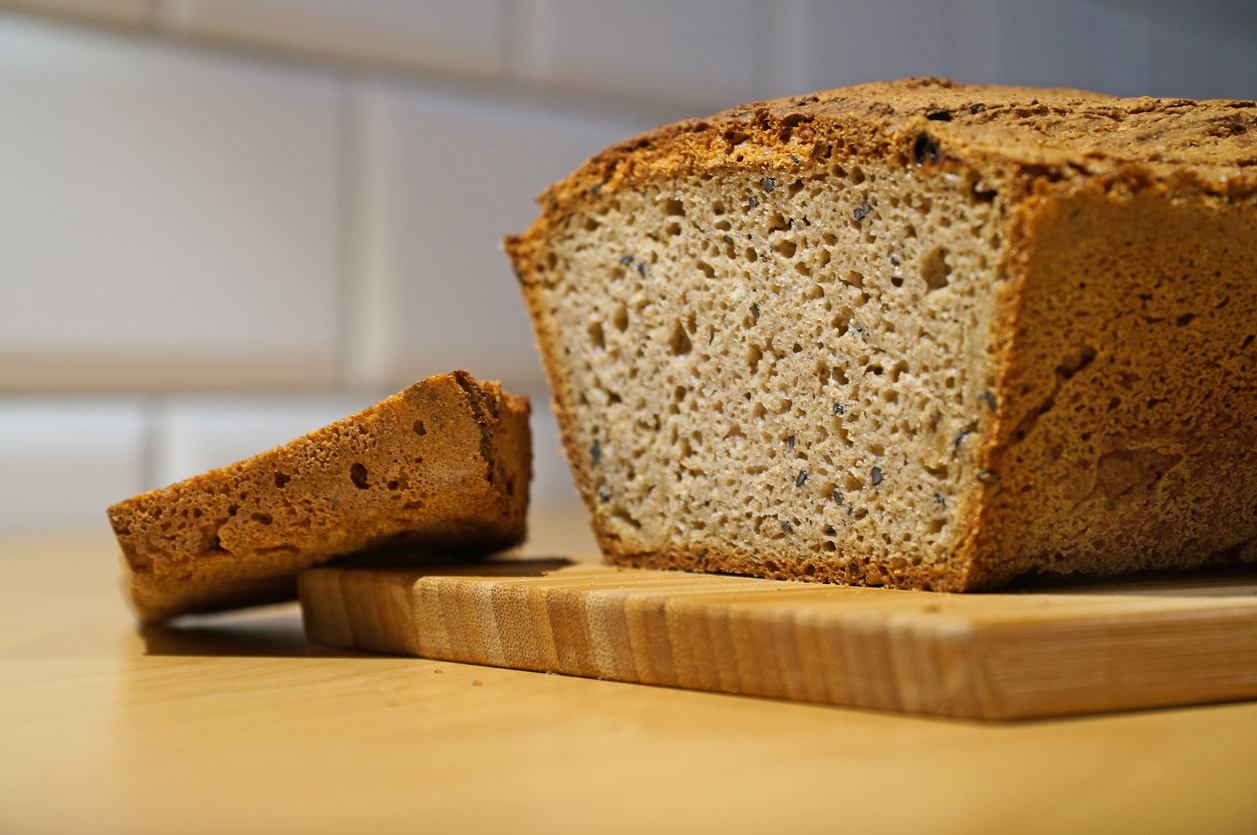 "I call this ""Beginner Gluten Free Bread"" because it turns out well, and is made with flours that are safe for many people with intestinal health issues."
