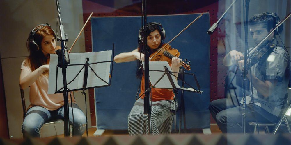 Our amazing String Trio