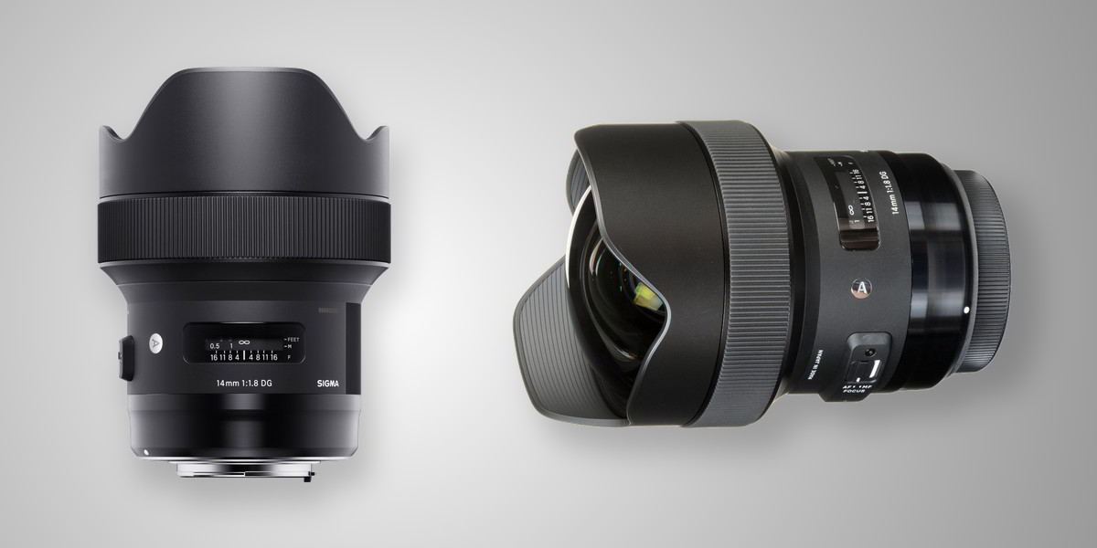 Sigma 14mm 1.8 Art