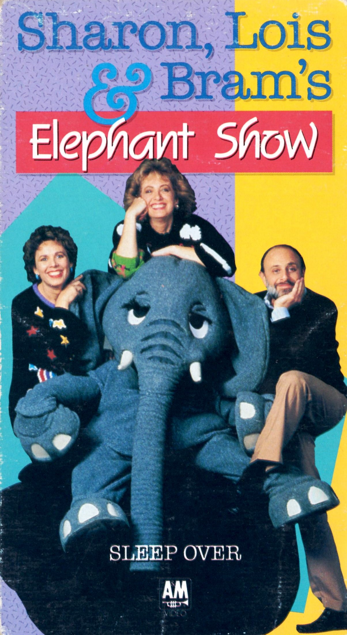 Sharon lois and bram going over the sea