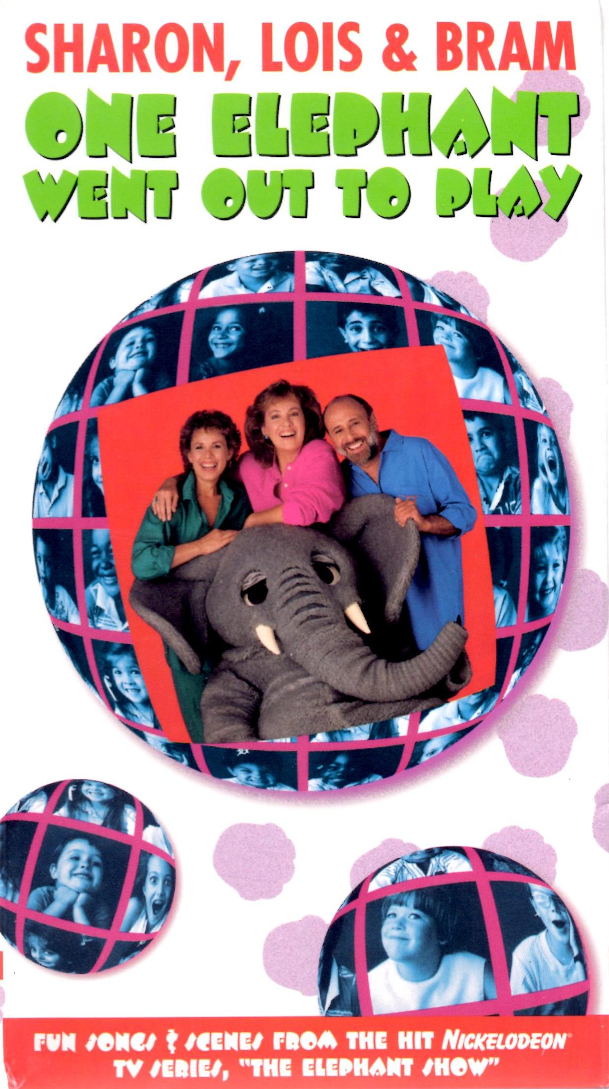 One Elephant Went Out To Play — Sharon, Lois & Bram