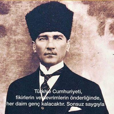 Nice 19.Mayıs'lara . Türkiye Cumhuriyeti her daim genç kalacaktır.  #atatürk #mustafakemalatatürk #19mayıs1919 #türkiye #gençlik #19mayısgençlikvesporbayramımızkutluolsun
