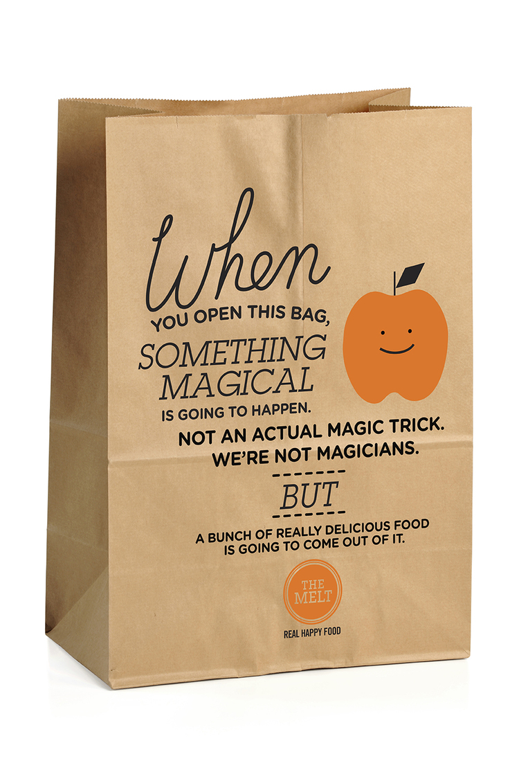 Redesigned Bags