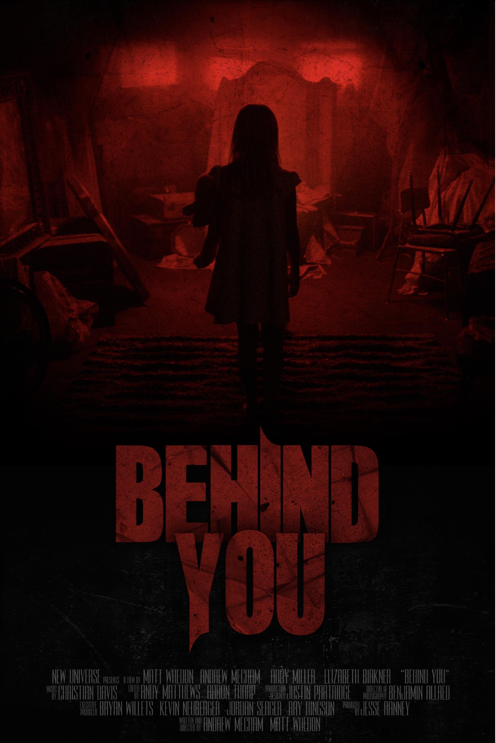 BEHIND YOU   (2019)