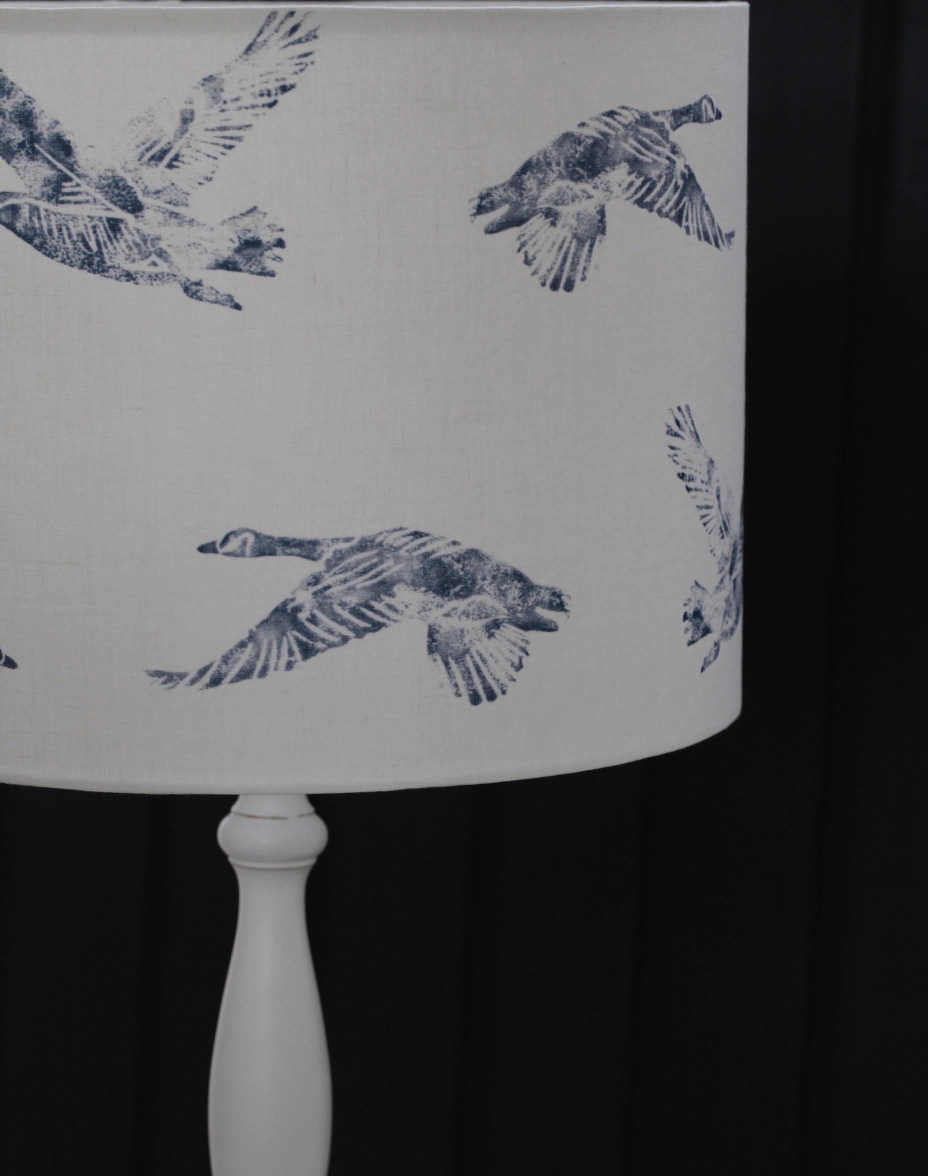 Birtles Goose Lampshade