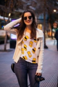 Style blogger Buenos Aires